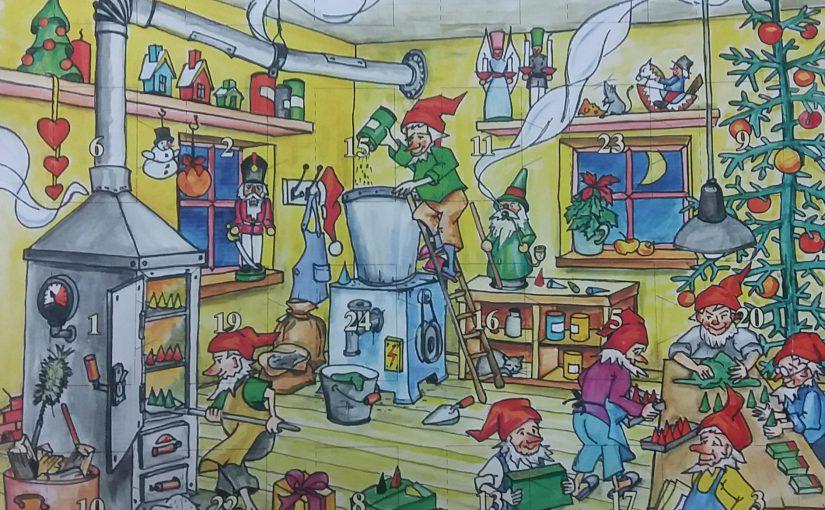 Knox Weihnachtskalender